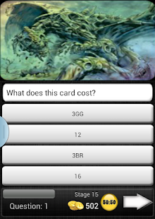 MTG Quizbox - screenshot