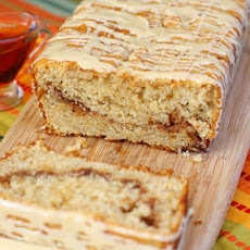Maple Glazed Coffee Cake