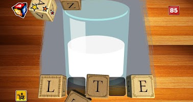 Screenshot of Magic Letters (Italian)