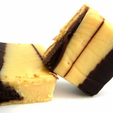Cheesecake Fudge