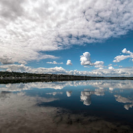 by Larry Rogers - Landscapes Cloud Formations
