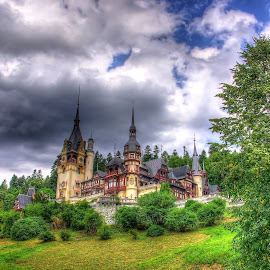 Peles Castle by Oancea Marius - Buildings & Architecture Statues & Monuments (  )