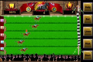 Screenshot of Black Horse Slots