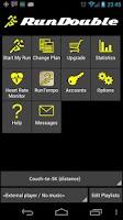 Screenshot of RunDouble C25K PRO