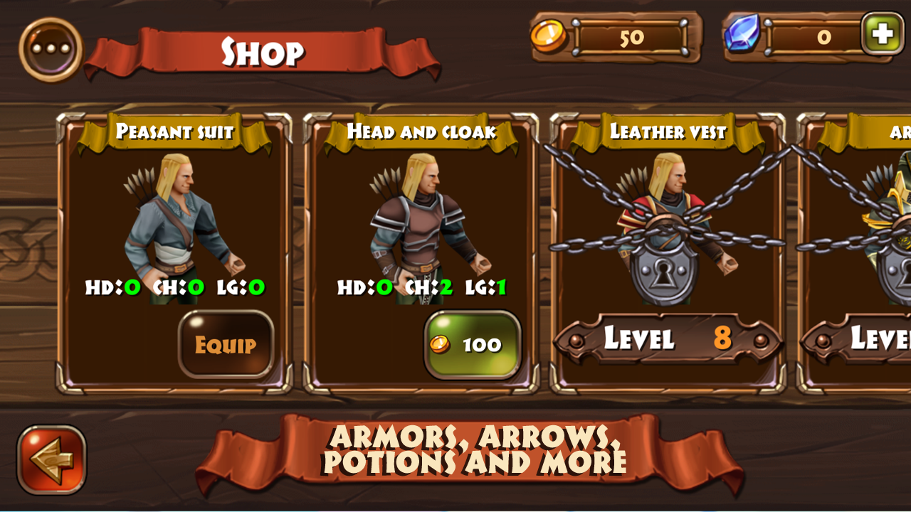 Robin Hood - Archery Games PVP Screenshot 3