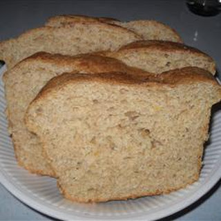 Dilly Cheese Wheat Bread