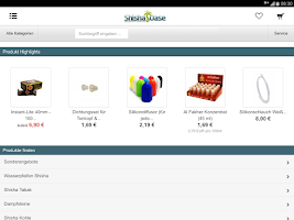 Screenshot of Shisha Oase