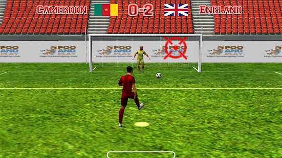 Goal Cup FootBall - screenshot