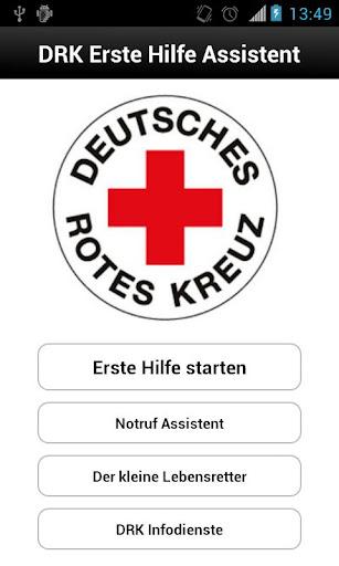Erste Hilfe DRK