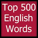 Top 500 English Words icon