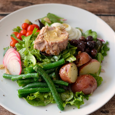 My Perfect Nicoise Salad