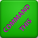 Command This icon