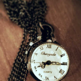 Steam punk pocket watch by Clare Johnson - Novices Only Objects & Still Life ( timepiece, time, pocket watch, steam punk, victoria, object )