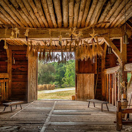 Barn by Kevin Case - Buildings & Architecture Other Interior ( canon, kevin case, sleepy hollow, kevdia photography, phillipsburg manor, canon photography, new york, kevdia )