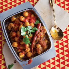 Chana Masala (Spiced Chickpeas)