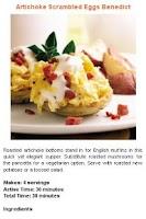Screenshot of Healthy Breakfast Recipes