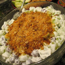 Grape Salad With a Twist