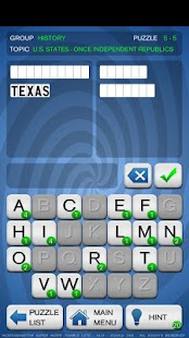 Wordgenuity ®Super Word Jumble- screenshot
