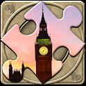 FlipPix Jigsaw - Great Britain icon