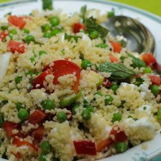 Lemon Mint Couscous Salad Recipes