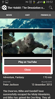 Screenshot of Movie Discovery by moviie.com