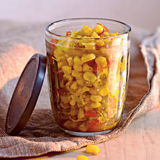 Sweet Corn And Red Pepper Relish Recipes