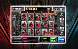 Screenshot of Casino Slot Poker