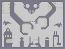 Thumbnail of the map 'Skybot in the City'