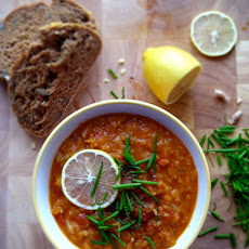 Four Corners Lentil Soup