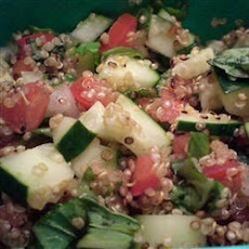 Onion Bulgur Salad