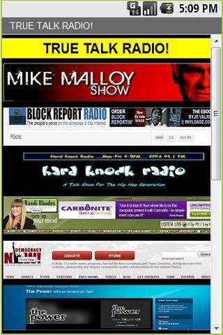 True Talk Radio