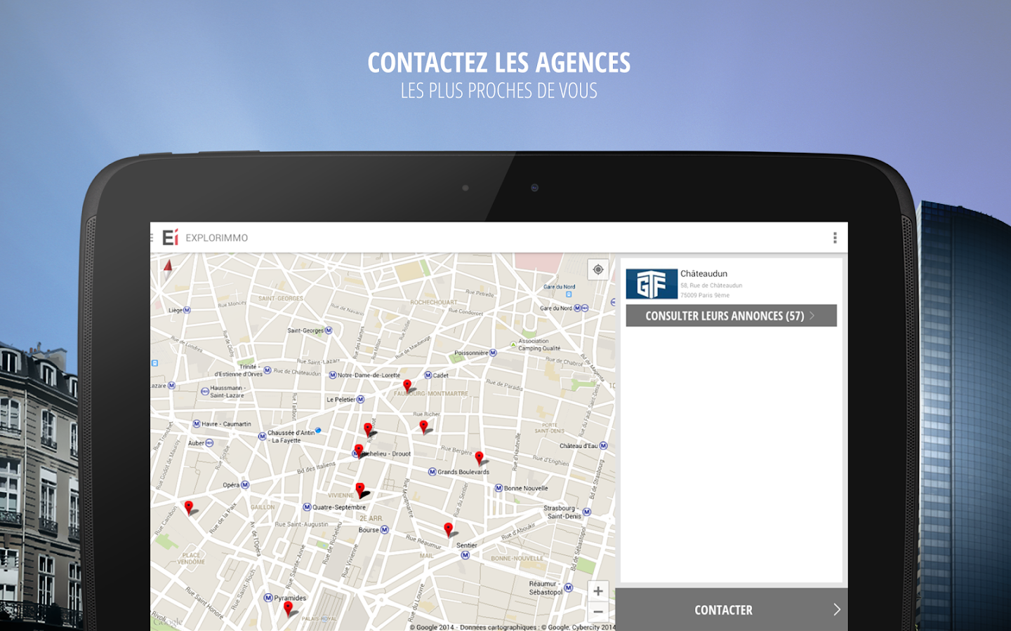 Explorimmo – Immobilier Screenshot 8