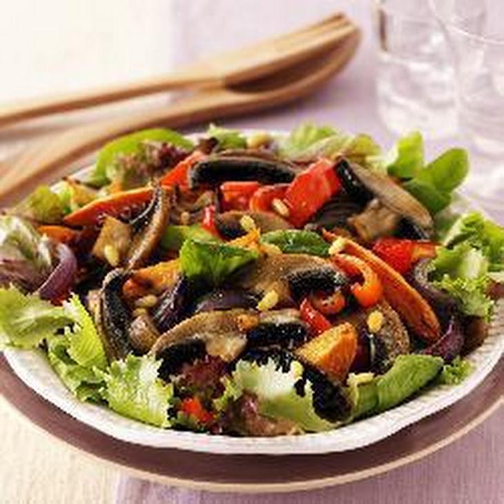 Warm Mushroom Salad Recipes — Dishmaps