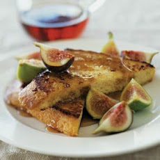 Brioche French Toast with Fresh Figs