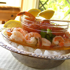Simple Shrimp Cocktail Sauce