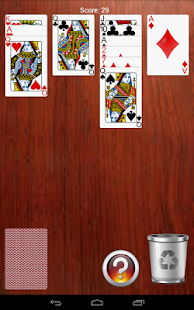 Aces Up Solitaire - screenshot