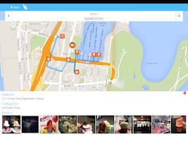 Screenshot of WunderWalk explore any city