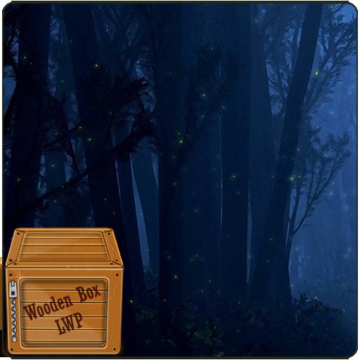 ホタルの森夜LWP 個人化 App LOGO-APP開箱王