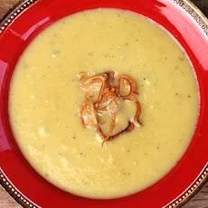 Celery and Pear Soup Recipe