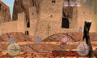 Screenshot of Army archery Sniper 3D