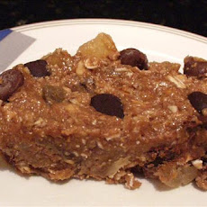 Energy Bars - Unbaked