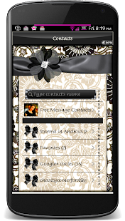 How to get Fancy Lace GO SMS Pro Theme 1.0 mod apk for android