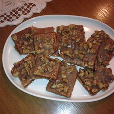 Cinnamon Crunch Bars