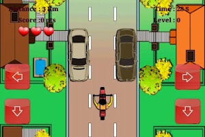 Screenshot of RushHourLite
