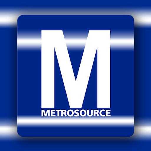 Metrosource LOGO-APP點子