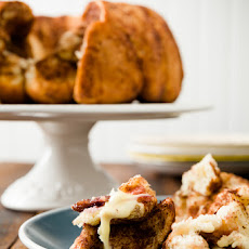 Baked Brie Monkey Bread