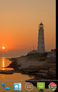 Lighthouses Live Wallpaper - screenshot