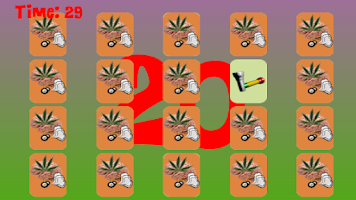 Screenshot of Marijuana Memory Weed