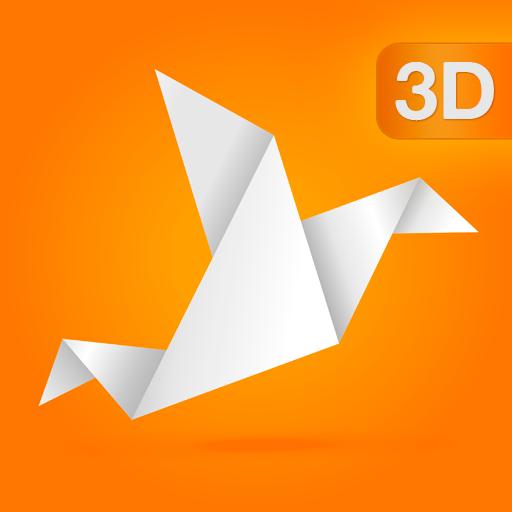 How to Make Origami LOGO-APP點子