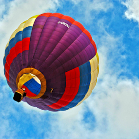 Air balloon  by Stephanie Veronique - Transportation Other ( sky, air balloon,  )